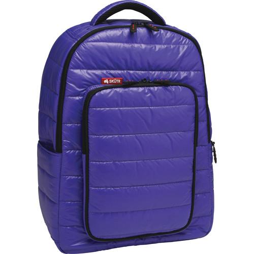 Skutr backpack + tablet Bag (Blue, Puffy)