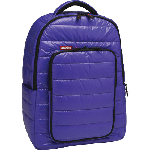 Skutr backpack + tablet Bag (Blue, Puffy)