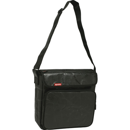 Skutr SKUTR messenger + tablet Bag (Black, Tyvek)
