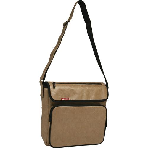 Skutr SKUTR messenger + tablet Bag (Craft Paper Brown, Tyvek)