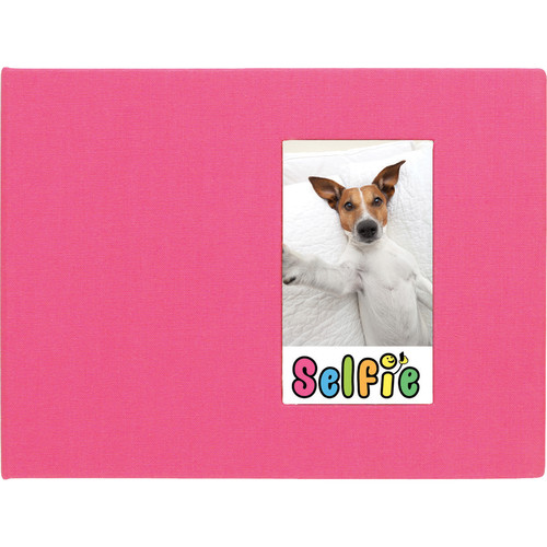 Skutr Selfie Photo Album for Instax Photos - Large (Pink)