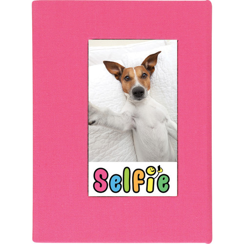 Skutr Selfie Photo Album for Instax Photos - Small (Pink)