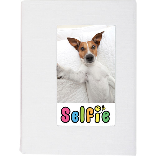 Skutr Selfie Photo Album for Instax Photos - Small (White)