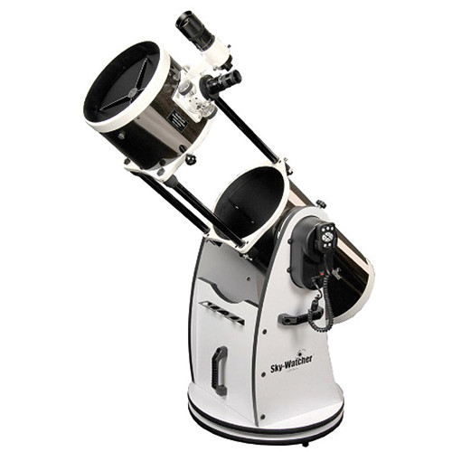 """Sky-Watcher 8"""" f/5.9 Collapsible GoTo Dobsonian Telescope"""