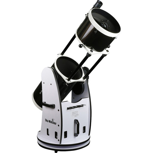 """Sky-Watcher 10"""" f/4.7 Collapsible GoTo Dobsonian Telescope"""
