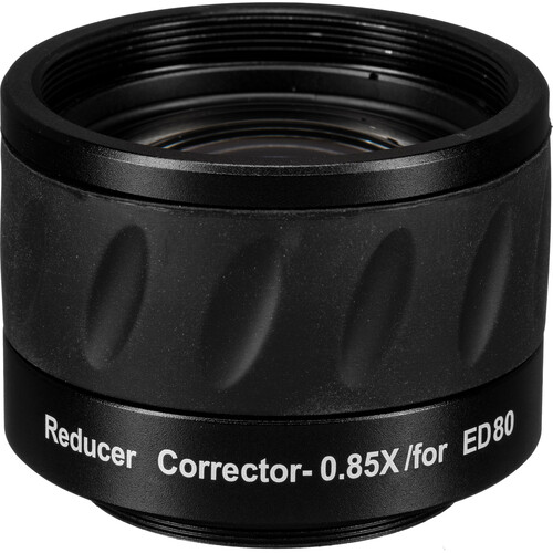 Sky-Watcher 0.85x Focal Reducer/Corrector for ED80 Telescope