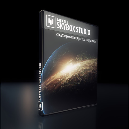 Mettle SkyBox Studio 360 / VR Plug-In for After Effects (Download)