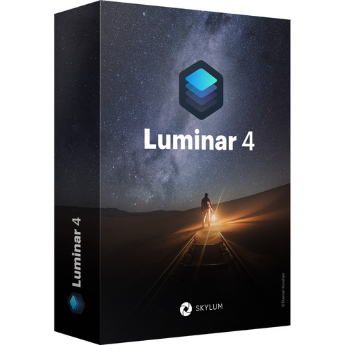Skylum Luminar 4 (Download, Education Edition)
