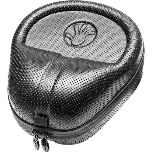 SLAPPA HardBody Pro Full-Sized Headphone Case (Dimpled Polyurethane, Black)