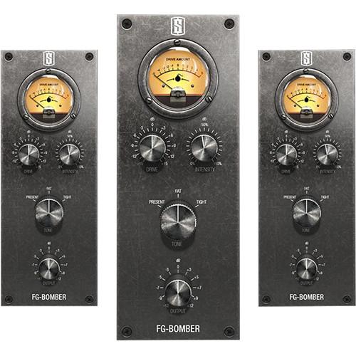 Slate Digital FG-Bomber - Dynamics Processor for Pro Audio Applications (Software, Download)