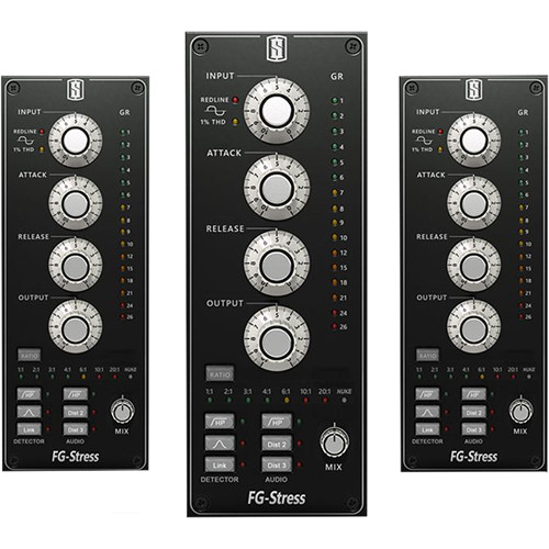 Slate Digital FG-Stress - Compressor Software for Pro Audio Applications (Download)
