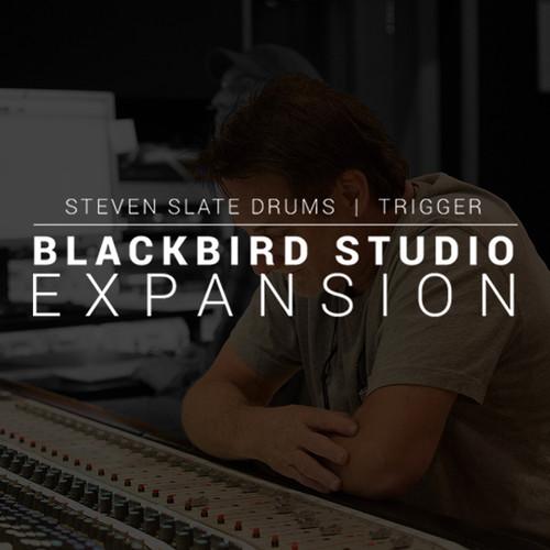 Slate Digital Blackbird Studio Expansion Pack - Samples for Steven Slate Drums Virtual Instrument (Download)