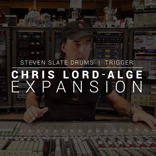 Slate Digital Chris Lord-Alge Expansion Pack - Samples for Steven Slate Drums Virtual Instrument (Download)