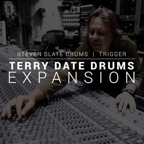 Slate Digital Terry Date Expansion Pack - Samples for Slate TRIGGER Drum Replacer (Download)