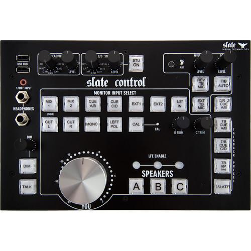 Slate Digital Analog Monitor Controller (Black Finish)