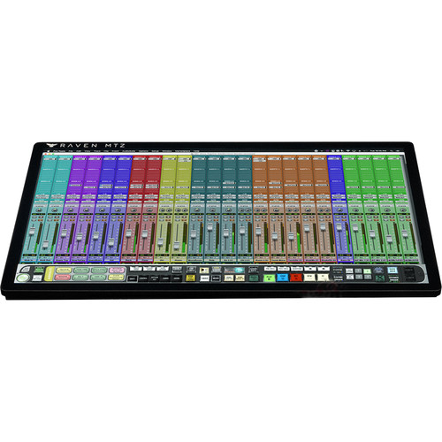 "Steven Slate Audio RAVEN MTZ 43"" Multi-Touch Control Screen for Pro Audio Applications"