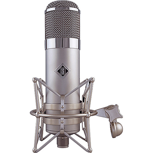 Slate Digital ML-1 Vintage Edition Large-Diaphragm Modeling Microphone (Brass Finish)