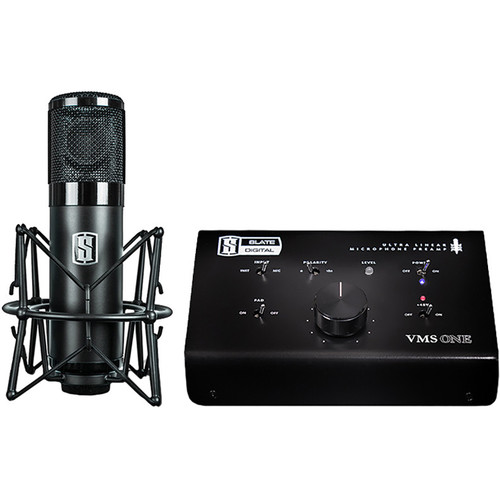 Slate Digital VMS Kit with ML-1 Modeling Mic and VMS ONE Preamp
