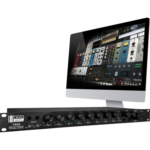 Slate Digital VRS8 8-Channel Interface with Included Software