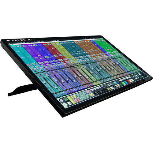 "Steven Slate Audio RAVEN MTZ 43"" Multitouch Control Screen for Pro Audio Applications"