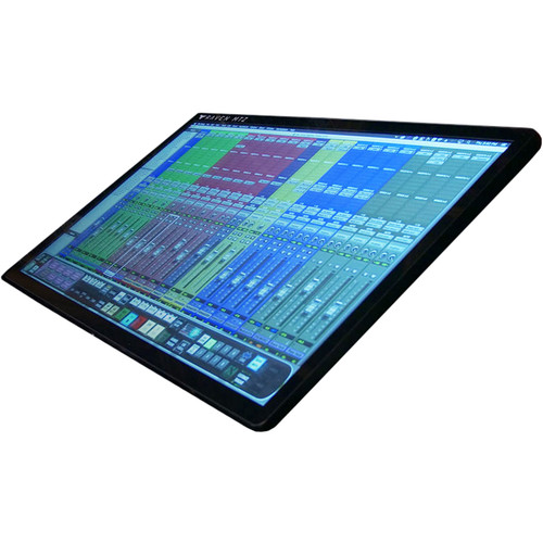 "Steven Slate Audio Raven MTI2 27"" Multitouch Production Console with 3.0 Control Software & Revitalizer Spray"