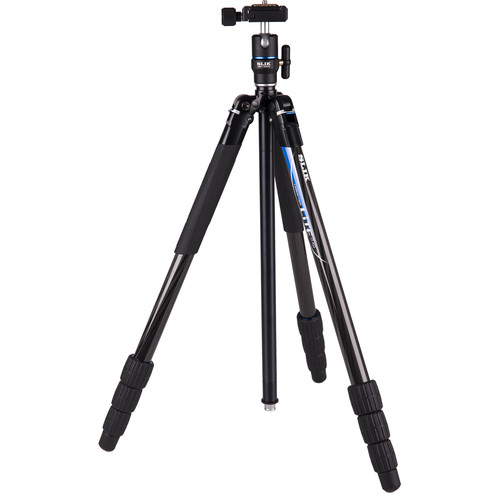Slik Lite CF-422 Tripod with LED Center Column Flashlight