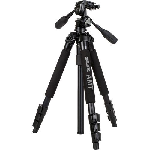 Slik Pro 340HD Tripod with SH-736HD Hybrid Photo/Video Head