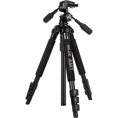 Slik Pro 340HD Tripod with SH-736HD Hybrid Photo/Video Head