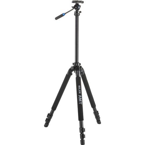 Slik PRO 700SVH Tripod System with SVH-501 Video Head