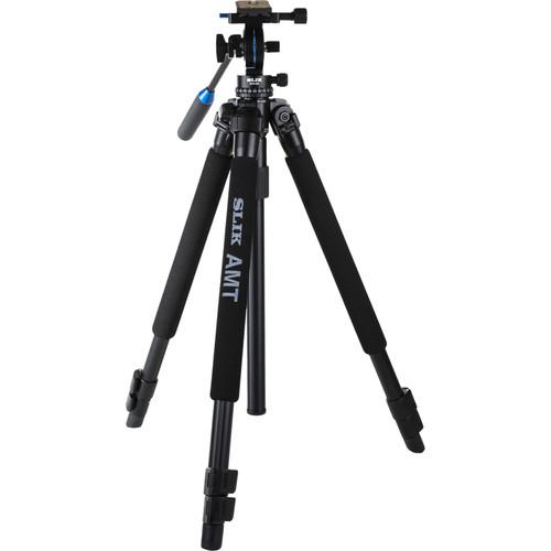 Slik PRO 330SVH Tripod System with SVH-501 Video Head