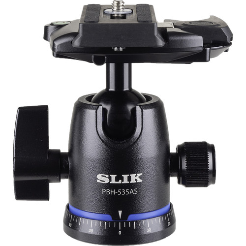 Slik PBH-535AS Ball Head with 6507 Quick Release Plate