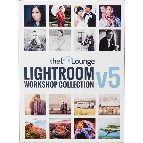 SLR Lounge Lightroom Workshop Collection V5