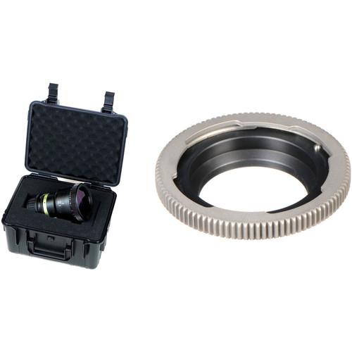 SLR Magic 50mm 1.33x Anamorphot-CINE Lens and EF-Mount Adapter Kit