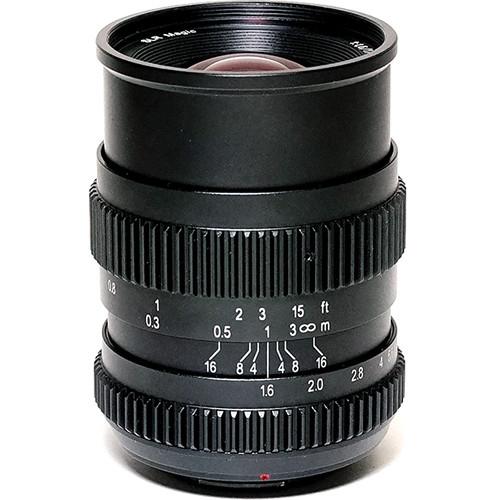 SLR Magic Cine 17mm T1.6 Lens with MFT Mount for BMPCC