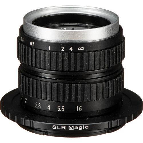 SLR Magic 35mm f/1.7 Lens for Sony E-Mount