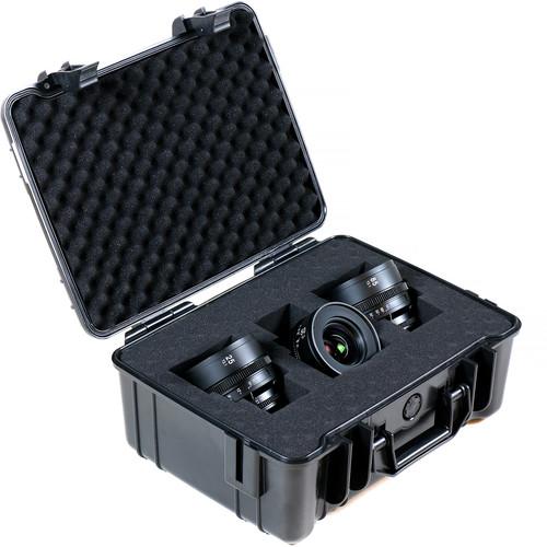 SLR Magic APO HyperPrime CINE 25, 50, 85mm T2.1 Lens Set (PL Mount)