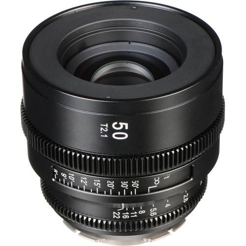 SLR Magic APO HyperPrime CINE 50mm T2.1 Lens (PL Mount)