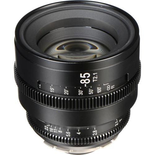 SLR Magic APO HyperPrime CINE 85mm T2.1 Lens (PL Mount)