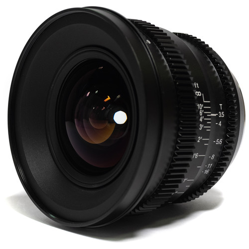 SLR Magic MicroPrime Cine 15mm T3.5 Lens (E-Mount)
