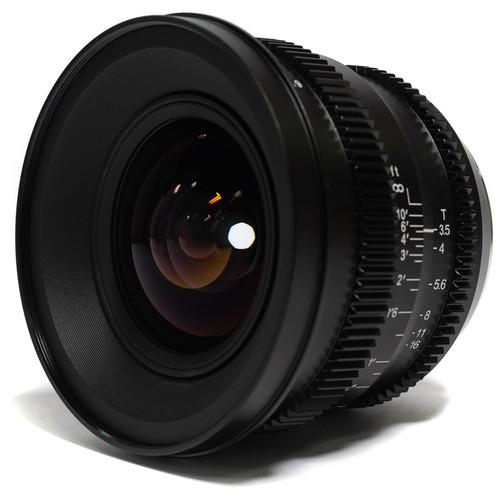 SLR Magic MicroPrime Cine 15mm T3.5 Lens (Fuji X Mount)