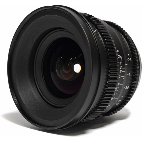 SLR Magic MicroPrime Cine 18mm T2.8 Lens (Fuji X Mount)