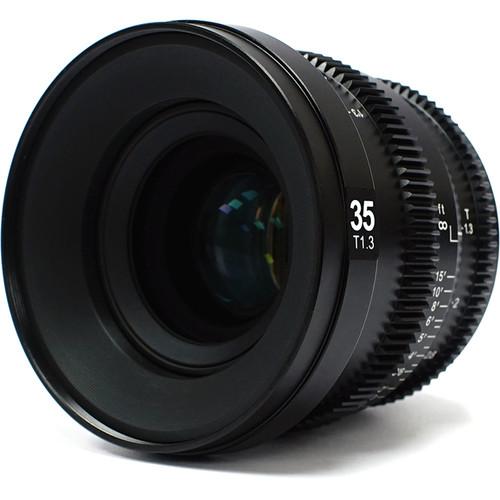 SLR Magic MicroPrime Cine 35mm T1.3 Lens (Fuji X Mount)