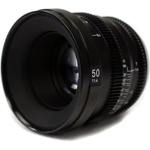 SLR Magic MicroPrime Cine 50mm T1.4 Lens (Micro Four Thirds Mount)