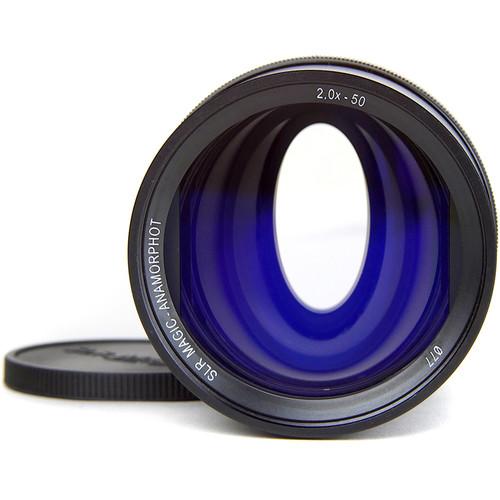 SLR Magic Anamorphot-50 2.0x with Rangefinder Cine Adapter Kit