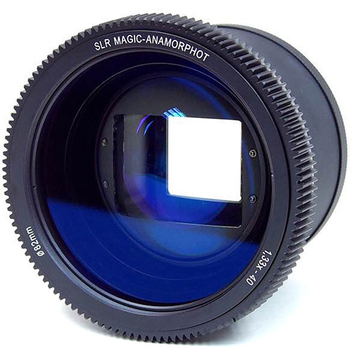 SLR Magic Anamorphot 133X - 40 With Built-In Rangefinder