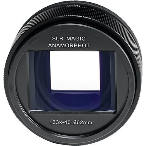 SLR Magic Anamorphot-40 1.33x Anamorphic Adapter (Compact)
