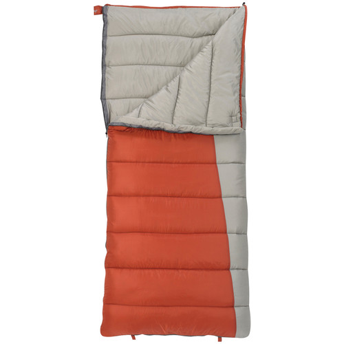 Slumberjack Forest 0 Sleeping Bag (Cinnabar)