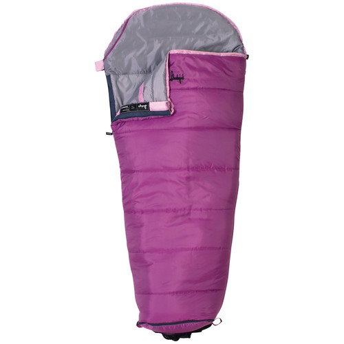 Slumberjack Go-N-Grow 30 Sleeping Bag (Girls)