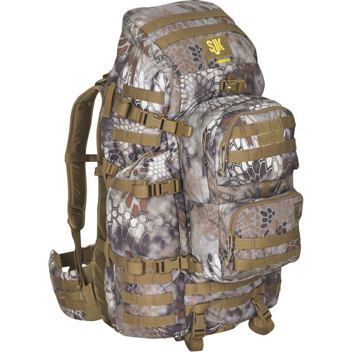 Slumberjack Bounty 4500 Hunting Backpack (Kryptek Highlander)