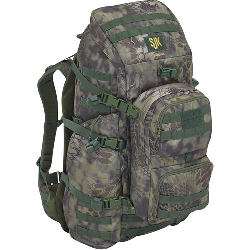 Slumberjack Bounty 4500 Hunting Backpack (Kryptek Mandrake)